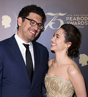 Emmy Rossum clears up marriage rumours