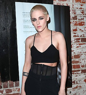 Kristen Stewart hasn't ruled out dating men again