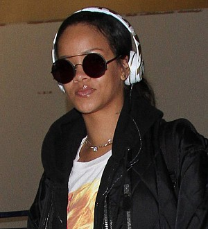 Rihanna recovers from illness for birthday bash