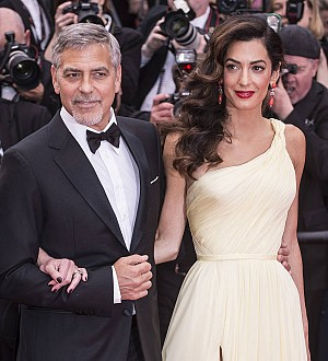 George Clooney welcomes boy and girl twins