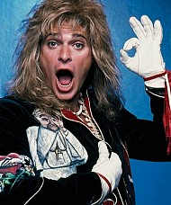 SUNDAY MUSIC VIDS: David Lee Roth