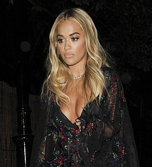 Rita Ora seeking hosting advice from Tyra Banks