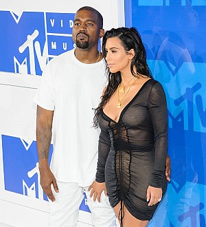 Kim Kardashian boosts campaign to get Kanye on Super Bowl stage