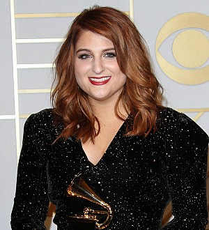 Meghan Trainor is 'fine' after TV fall