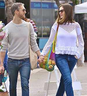 Anne Hathaway is handling motherhood like 'a boss'