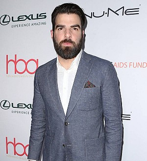 Zachary Quinto heartbroken by death of beloved dog