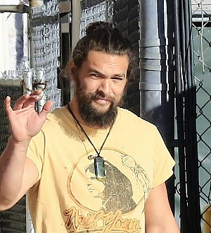Jason Momoa: 'I'm really bad at keeping secrets!'