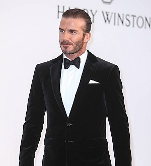 David Beckham lands watch deal