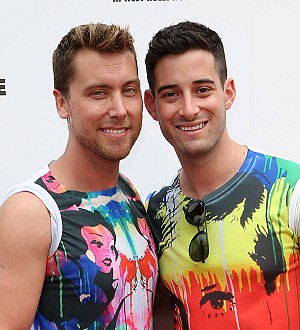 Lance Bass is 'very excited' to start his family