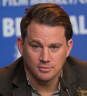 Channing Tatum takes over class at Harvard Business School