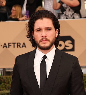 Kit Harington sported black eye for Game of Thrones audition