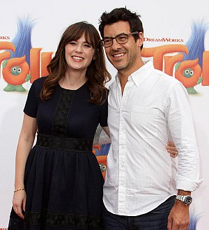 Zooey Deschanel is a mother of two