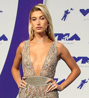 Hailey Baldwin serves as maid of honor at sister's wedding
