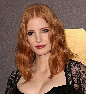 Jessica Chastain: 'Every time I slouch the pregnancy rumors start'