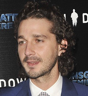 Shia LaBeouf's art project gets extra security due to troll attacks