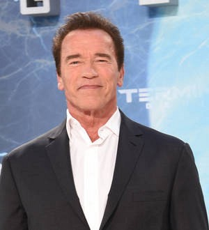 Arnold Schwarzenegger: 'I had no issue with my son dating Miley Cyrus'