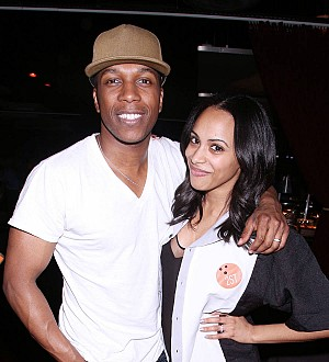 Leslie Odom, Jr. is a dad