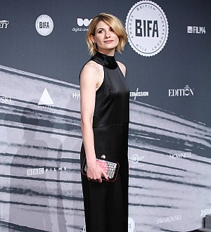 Jodie Whittaker: 'I cried when I won Doctor Who role'