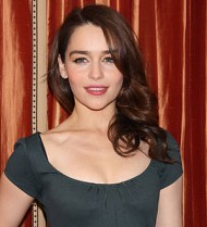 Emilia Clarke laughs off Broadway bathtub nudity fuss