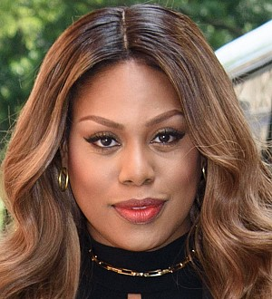 Laverne Cox still has anxiety over using a public bathroom