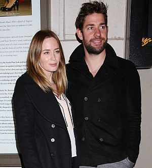 Emily Blunt won't play husband's love interest
