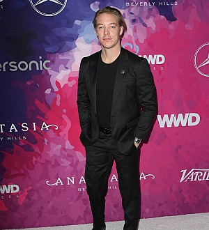 Diplo signs with modeling agency