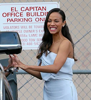 No more babies for Zoe Saldana