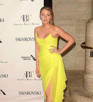 Blake Lively speaks out against President Donald Trump's transgender military ban