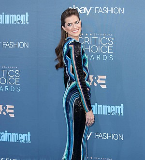 Allison Williams: 'Blonde hair is ruining my marriage!'