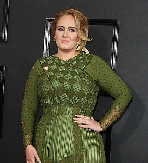 Tearful Adele dedicates Album of the Year Grammy to Beyonce