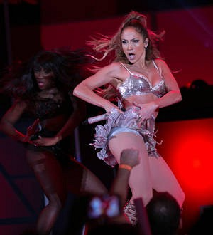 Jennifer Lopez causes controversy during Morocco gig