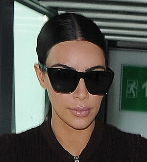 Footage of Kim Kardashian's attackers posted online