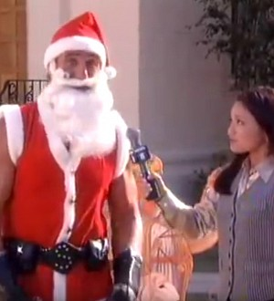 HOLIDAY MOVIE GUILTY PLEASURES: 'Santa With Muscles' (1996)