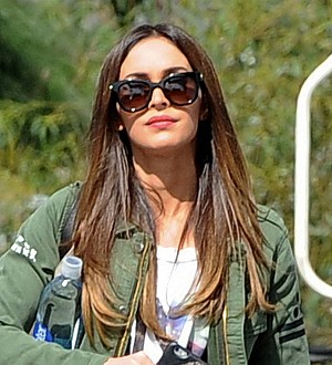 Megan Fox talks motherhood as sources confirm pregnancy