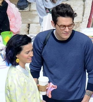 Katy Perry and John Mayer split again - report