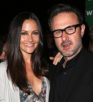 David Arquette to be a third-time father