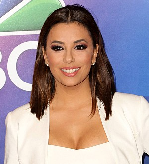 Eva Longoria was crazy about Ricky Martin