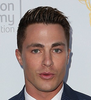 Colton Haynes' managers made up false dating stories to hide sexuality