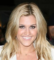 Ashley Roberts is jungle runner-up
