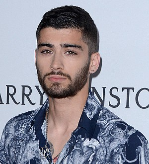 Zayn Malik moves into high-end fashion with Giuseppe Zanotti