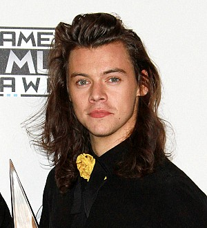 Harry Styles: 'Helicopter stunt helped me reach song's high notes!'