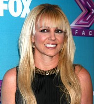 Britney Spears has her sights set on Planet Hollywood