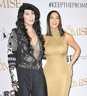 Cher: 'Kim Kardashian did us proud with her magazine cover'
