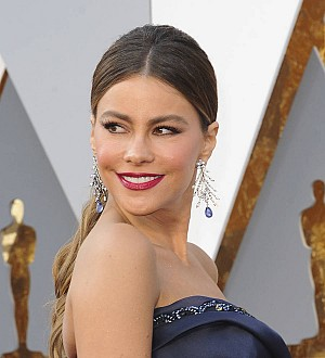 Sofia Vergara handed keys to Colombian city