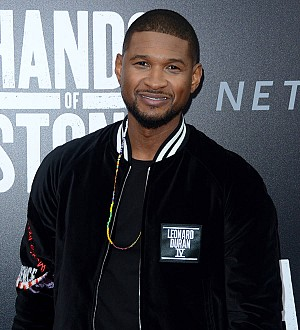 Usher: 'Spending time with my family is my priority'