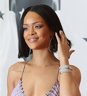 Rihanna reunites with Leonardo DiCaprio at Coachella