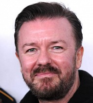 Ricky Gervais: 'Justin Bieber is not evil'