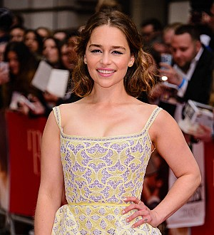 Emilia Clarke relaxed fighting spirit for new movie