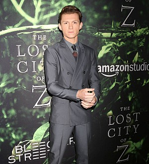 Tom Holland 'smitten' with Spider-Man co-star Zendaya Coleman - report