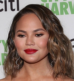 Chrissy Teigen: 'My little girl won't eat anything I cook'